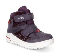 Ecco ECCO URBAN SNOWBOARDER NIGHT SHADE/NIGHT SHADE/MAUVE...