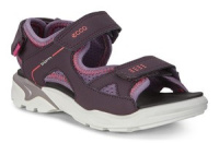 Ecco ECCO BIOM RAFT MAUVE/GRAPE Synthetic/Textile...