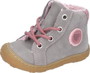 Ricosta GEORGIE graphit/blush  Kinderschuhe